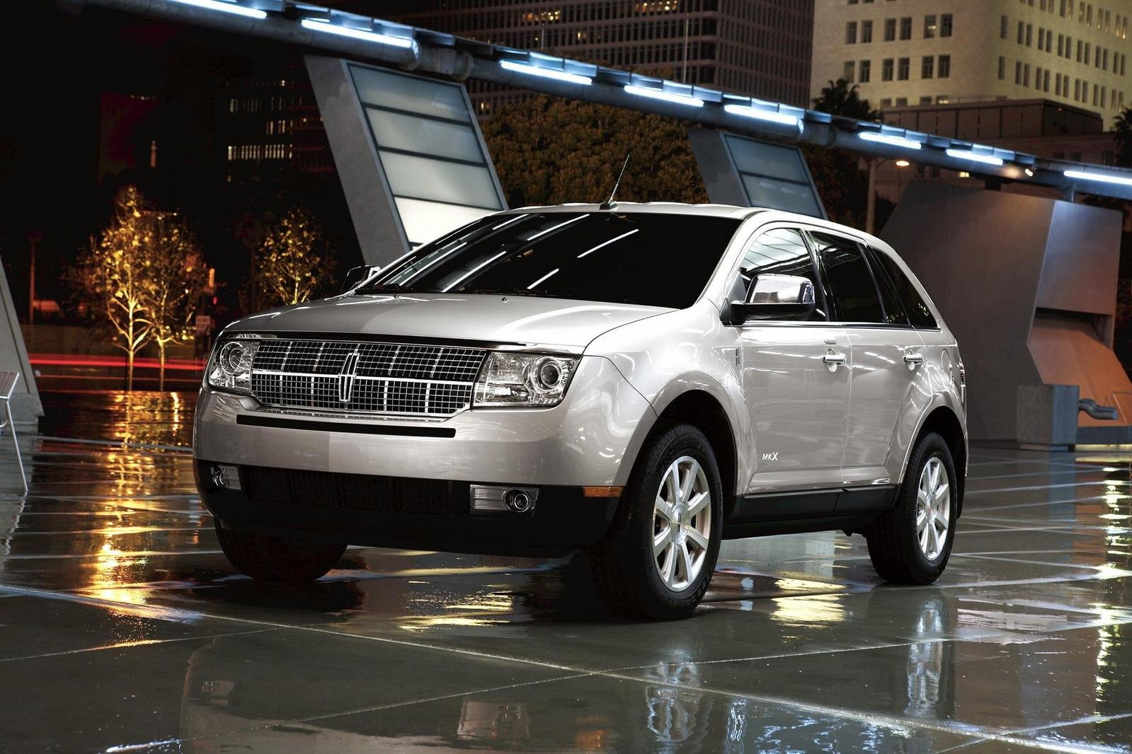 6 Speed Transmission >> 2010 Lincoln MKX | Top Speed