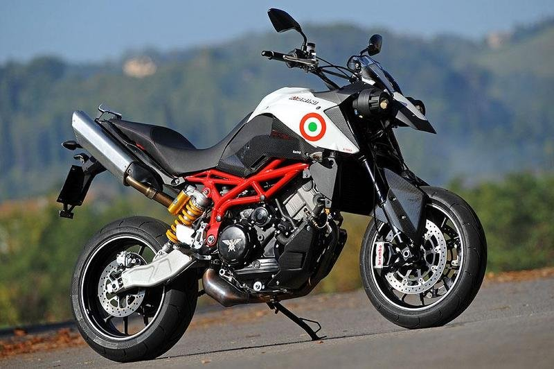 2010 Moto Morini Grand Motard - first pics