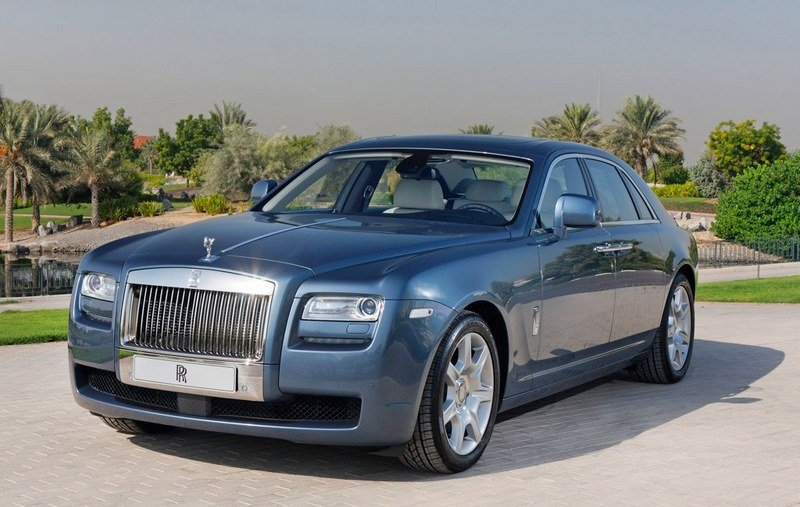 2010 Rolls Royce Ghost Review  Top Speed