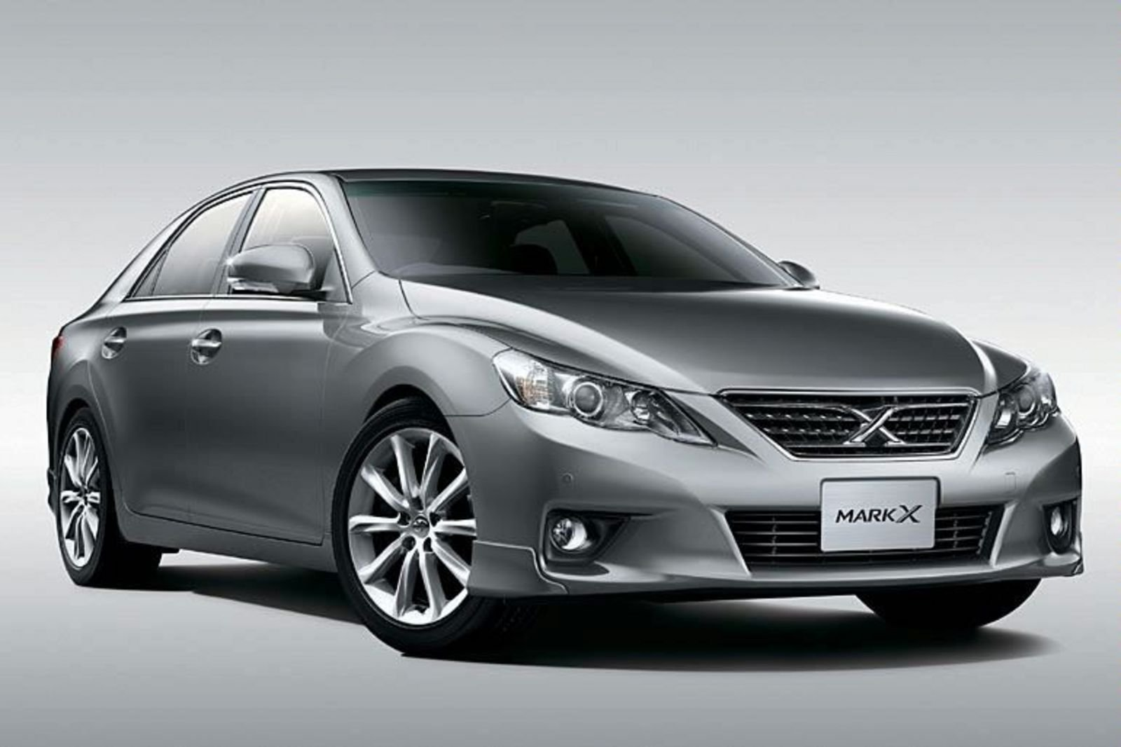 2010 Toyota Mark X Review Top Speed