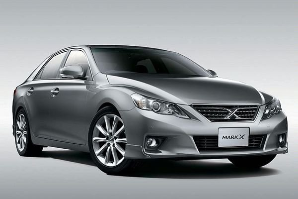 2010 toyota mark x car review top speed. Black Bedroom Furniture Sets. Home Design Ideas