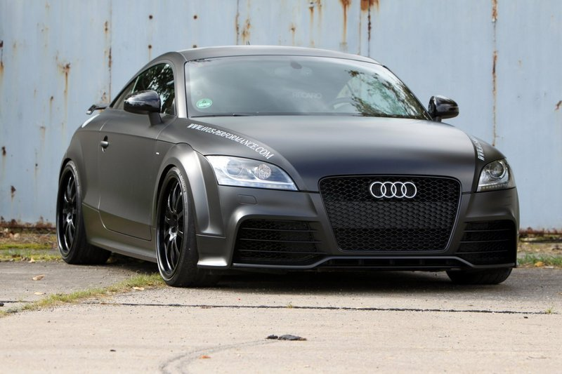 Avus Performance squeezes a total of 460 HP out of the Audi TT-RS