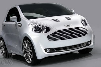 Aston Martin will sell the Cygnet super city car in 2010 for only $32,000