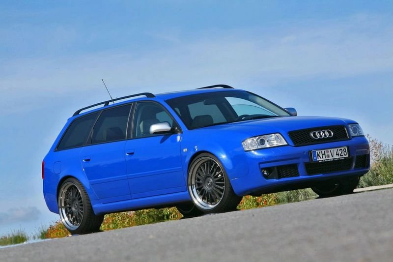 Classic tuning: Audi RS6 by MFK Autosport