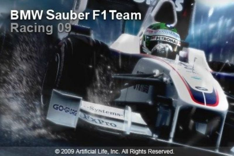 Video: BMW Sauber F1 Game For The IPhone   Top Speed