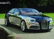 Bugatti 16C Galibier could be priced at $1.3 million - image 324502