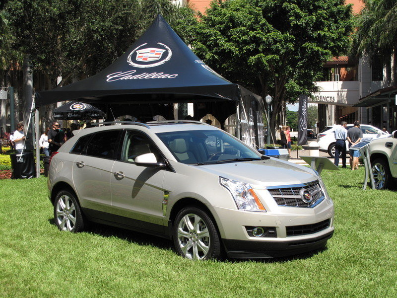 GM invites us to the Cadillac of Crossovers Test Drive Event