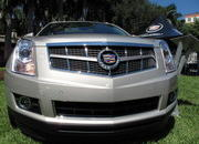 GM invites us to the Cadillac of Crossovers Test Drive Event - image 325026