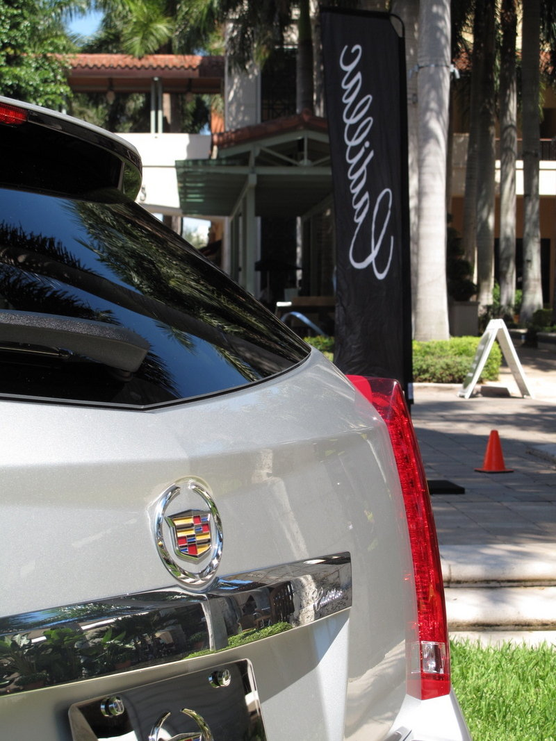 GM invites us to the Cadillac of Crossovers Test Drive Event - image 325048