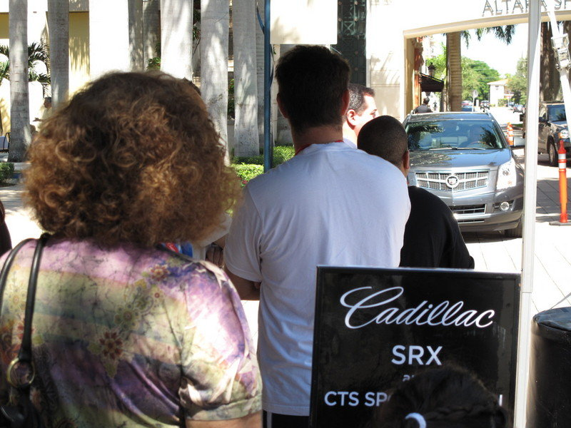 GM invites us to the Cadillac of Crossovers Test Drive Event - image 325052
