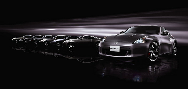 2010 Nissan 370Z 40th Anniversary Edition - image 327450