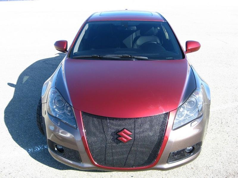 The Suzuki Kizashi will be well represented at SEMA with four unique creations - image 330530