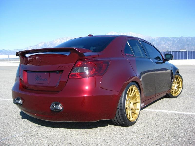 The Suzuki Kizashi will be well represented at SEMA with four unique creations - image 330532