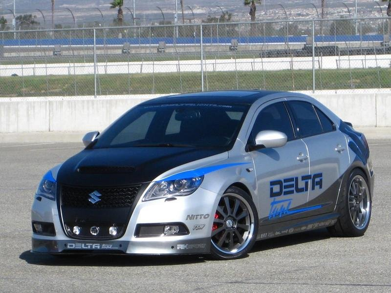 The Suzuki Kizashi will be well represented at SEMA with four unique creations - image 330523