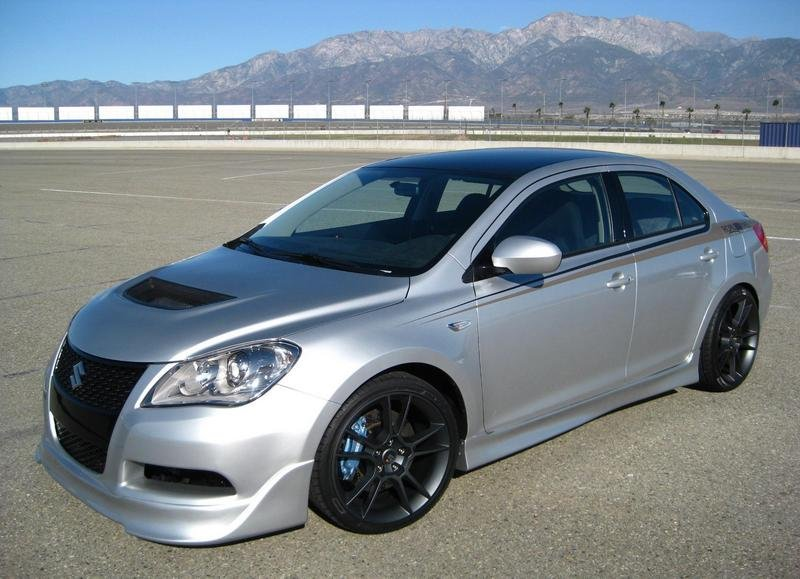 The Suzuki Kizashi will be well represented at SEMA with four unique creations - image 330525