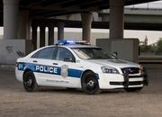 GM introduces the Chevy Caprice patrol cruiser - image 324894