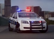 GM introduces the Chevy Caprice patrol cruiser - image 324893