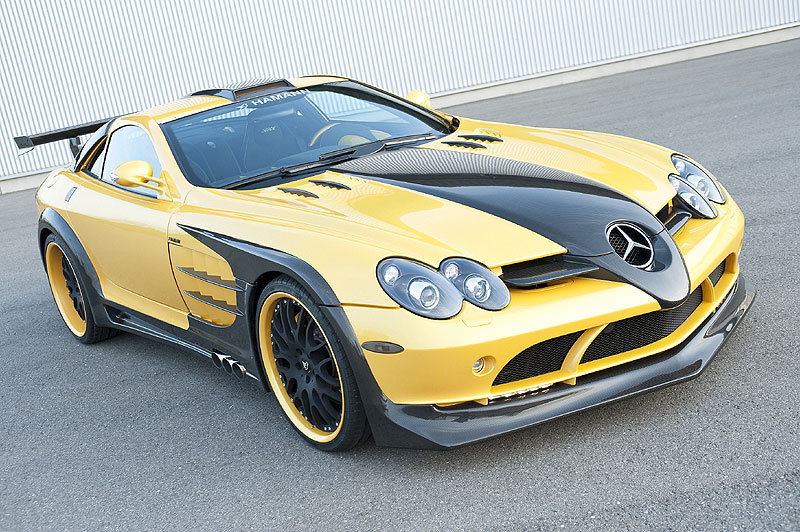 Hamann Volcano Yellow Edition