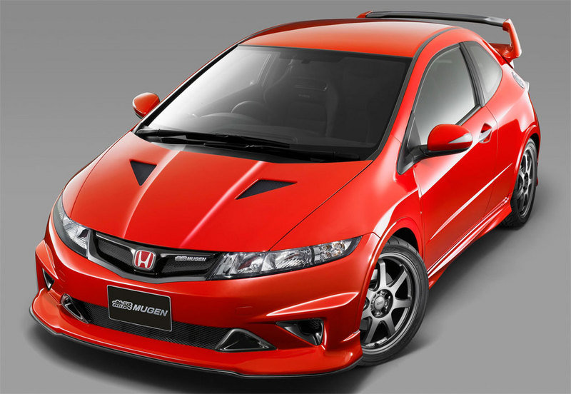 Honda Civic Type R Mugen into production; limited to 20 units