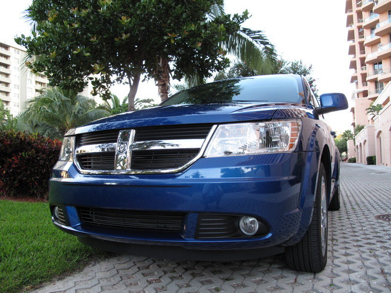 Initial thoughts: 2009 Dodge Journey SXT