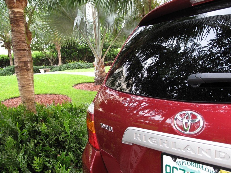 Initial thoughts: 2010 Toyota Highlander