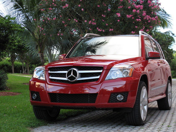 initial thoughts 2010 mercedes benz glk 350 picture