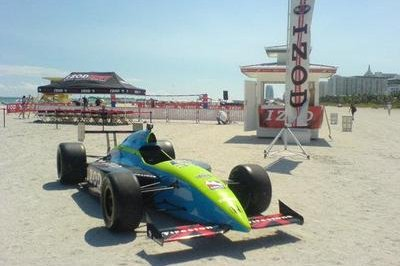 IZOD AND INDYCAR SERIES CHAMPIONSHIP: IN PURSUIT OF FAST 100 YEARS OF INDY RACING, FASHION AND DESIGN-A DAY OF CELEBRATION IN SOUTH BEACH