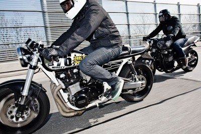 Kawasaki Z1000 A by WrenchMonkees