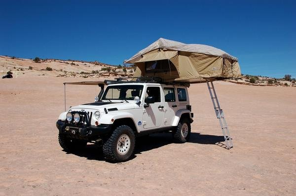 2009 Jeep Wrangler Overland By Mopar Car Review Top Speed