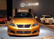 Lexus IS-F by Fox Marketing at the 2009 South Florida International Auto Show - image 329595