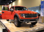 Ford brings the new SVT Raptor to the 2009 South Florida International Auto Show - image 329617