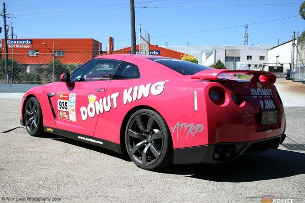 Pink power 2 nissan gt r car news top speed for Alford motors used cars