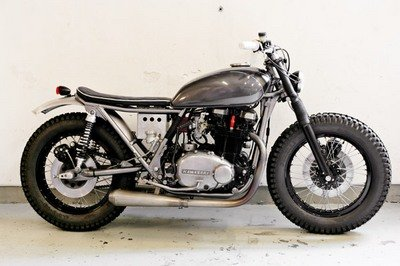 The other Kawasaki Z 750 B by WrenchMonkees