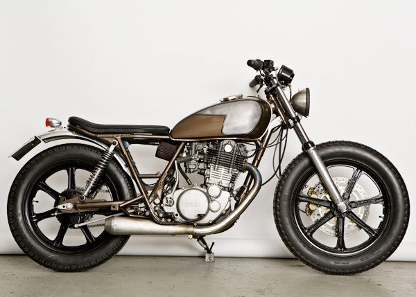 The Other Yamaha Sr 500 By Wrenchmonkees News Top Speed