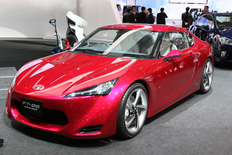 Toyota at the 41st Tokyo Motor Show