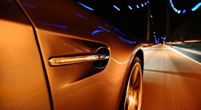 Video: BMW M3 - Living in the Lights - image 329377
