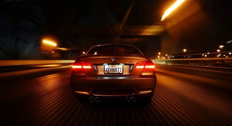 Video: BMW M3 - Living in the Lights - image 329379