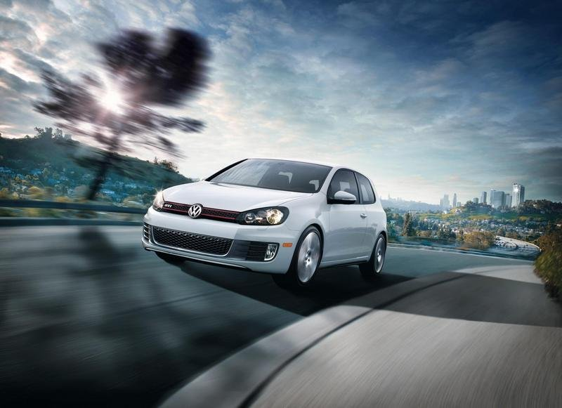2010 Volkswagen Golf GTI U.S. version