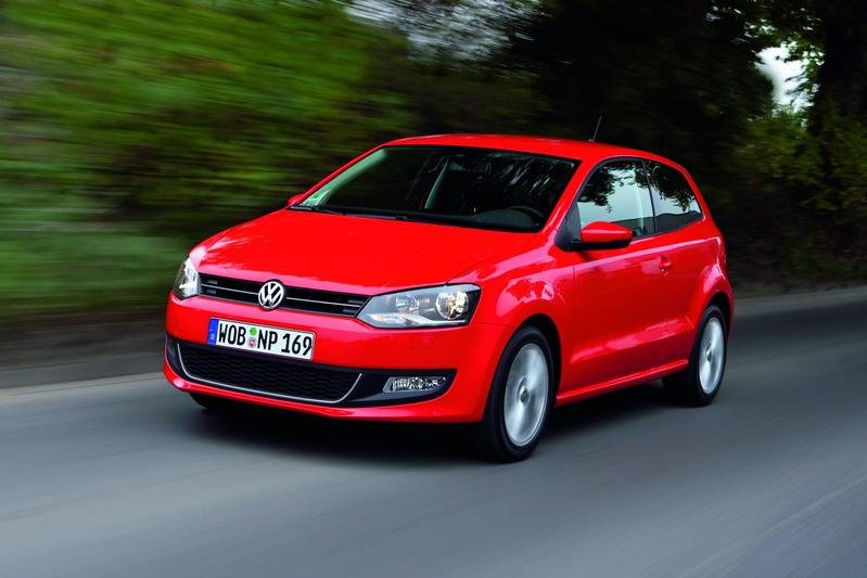Volkswagen Polo and Golf get new 1,2l TSI engine