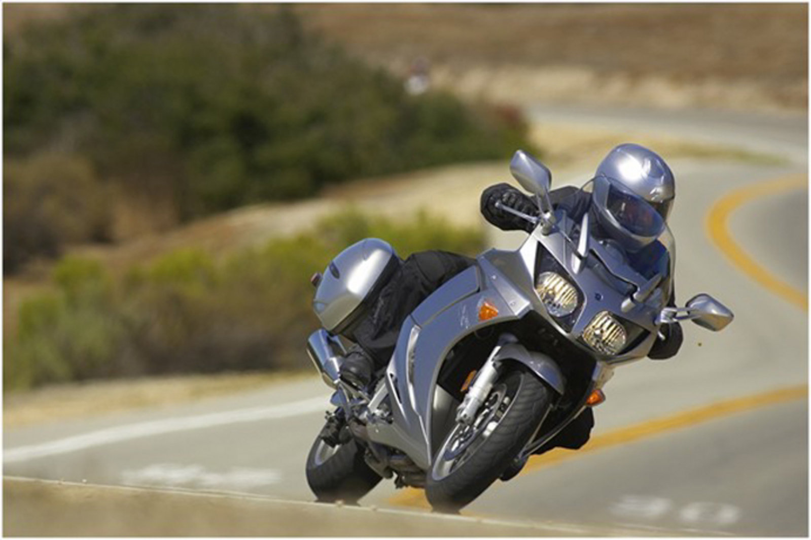 2010 yamaha fjr1300a review top speed for Pacific yamaha motorsports