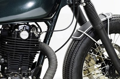 Yamaha SR 500 by WrenchMonkees