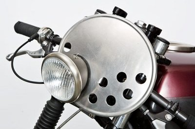 Yamaha XS 500 by WrenchMonkees