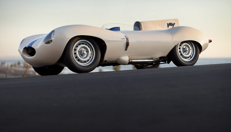 Gooding & Company puts a Jaguar D Type race car up for auction