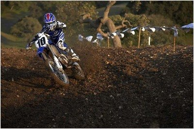 2010 Yamaha YZ125 | Top Speed