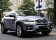 2010 BMW ActiveHybrid X6 U.S. pricing announced - image 333264