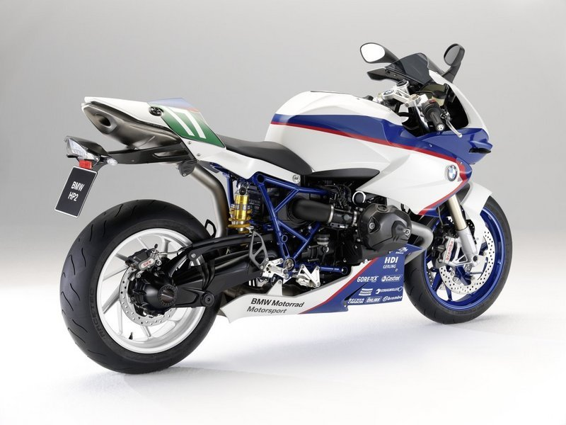 2010 BMW HP2 Sport Motorsport for those lucky Europeans