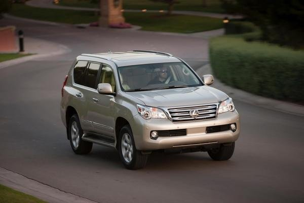 2010 lexus gx 460 prices announced picture
