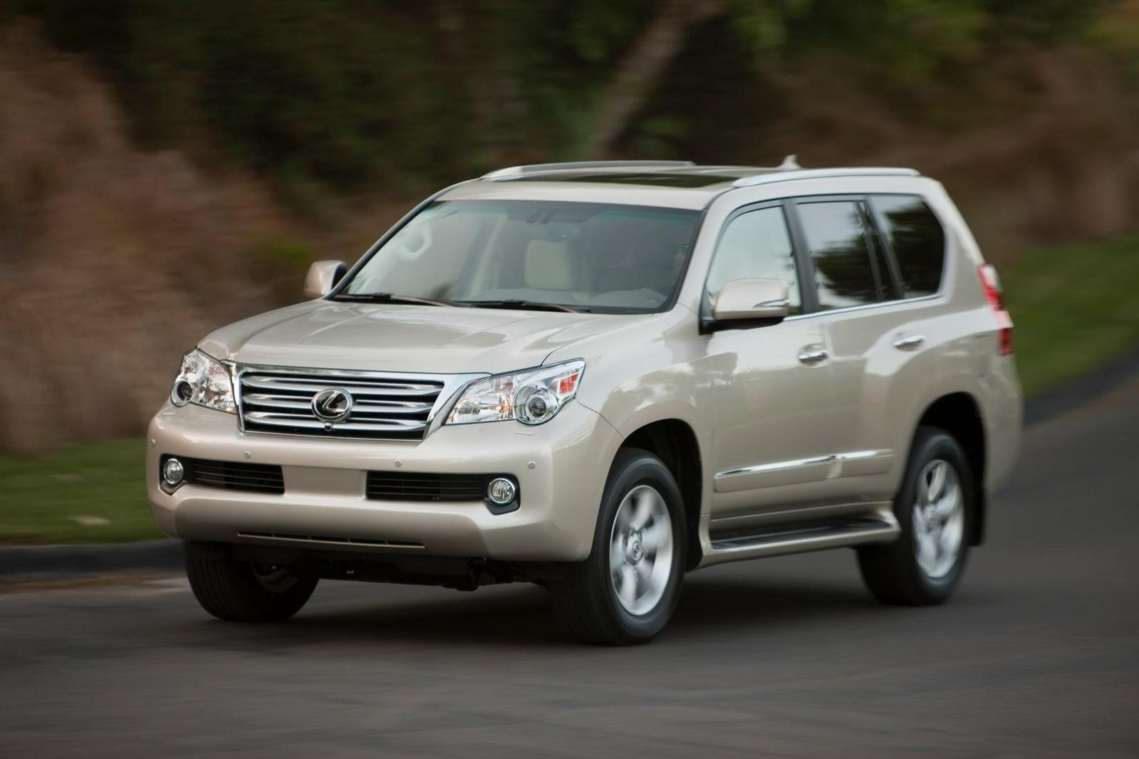 Lexus Suv For Sale >> 2010 Lexus GX460 Review - Top Speed