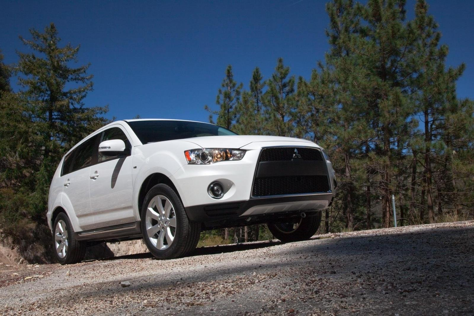 2010 Mitsubishi Outlander Review Top Speed