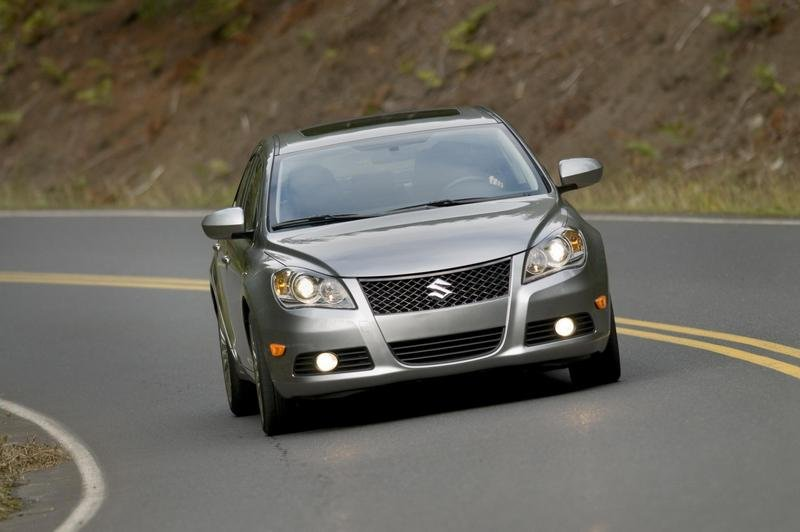 2010 Suzuki Kizashi prices announced